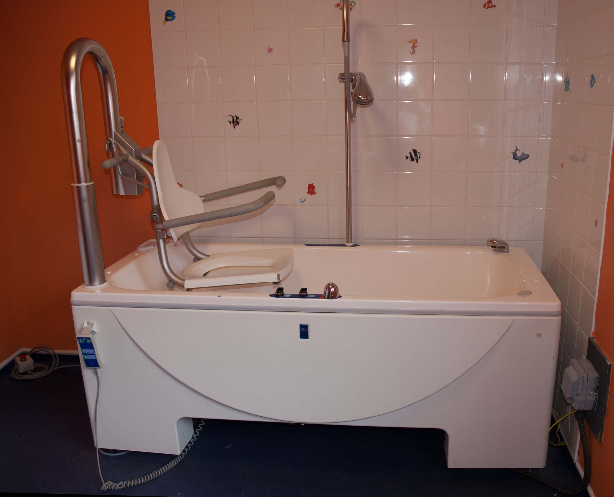Convert Shower To Tub